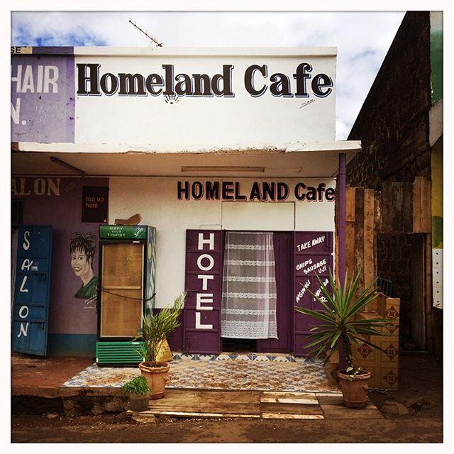 Homeland Cafe, 2015 #hotelscapes #uganda #latergram #imtellingyouthewhat? #thetruth