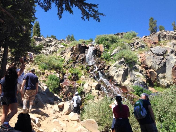 Galena Waterfalls