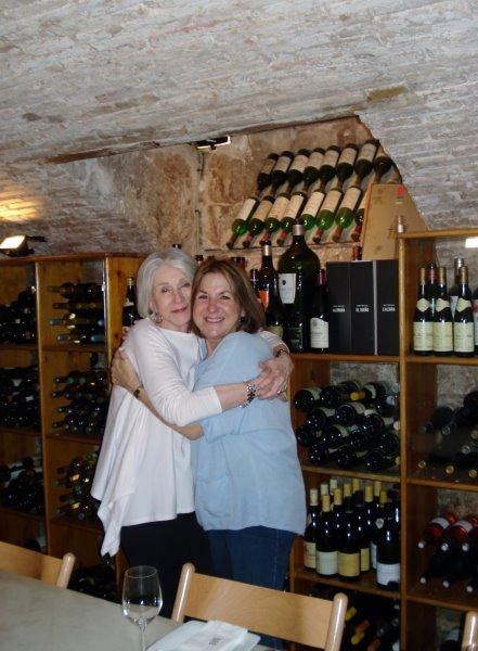 Vila Viniteca- Serving fine Jamon Serrano and Cheeses, Barcelona - Served in a private cellar - Michelin Star