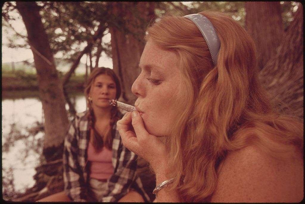 Women are more likely to develop a tolerance to THC.