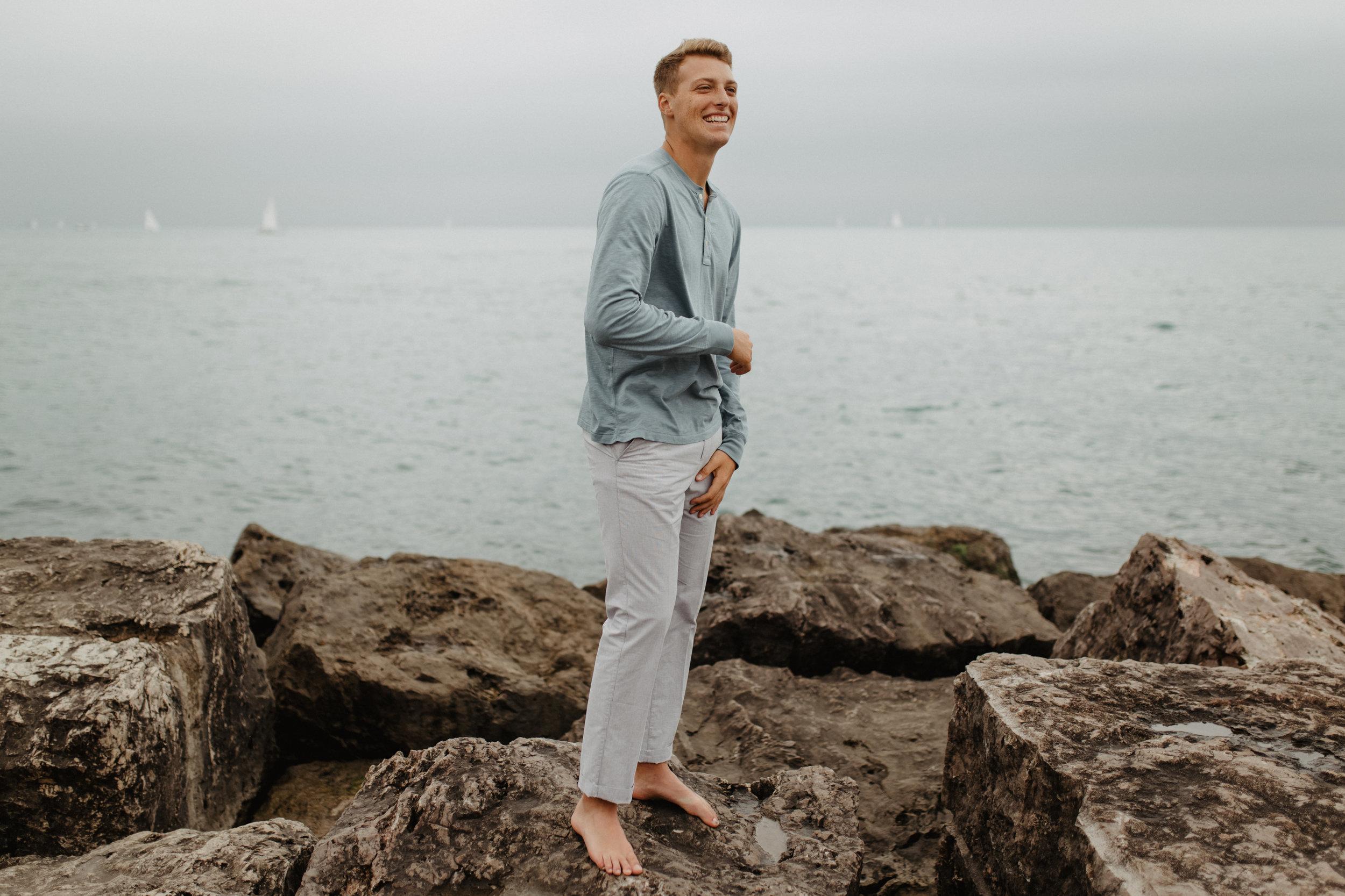 Taryn-Zak-Lake-Michigan-Engagement-22