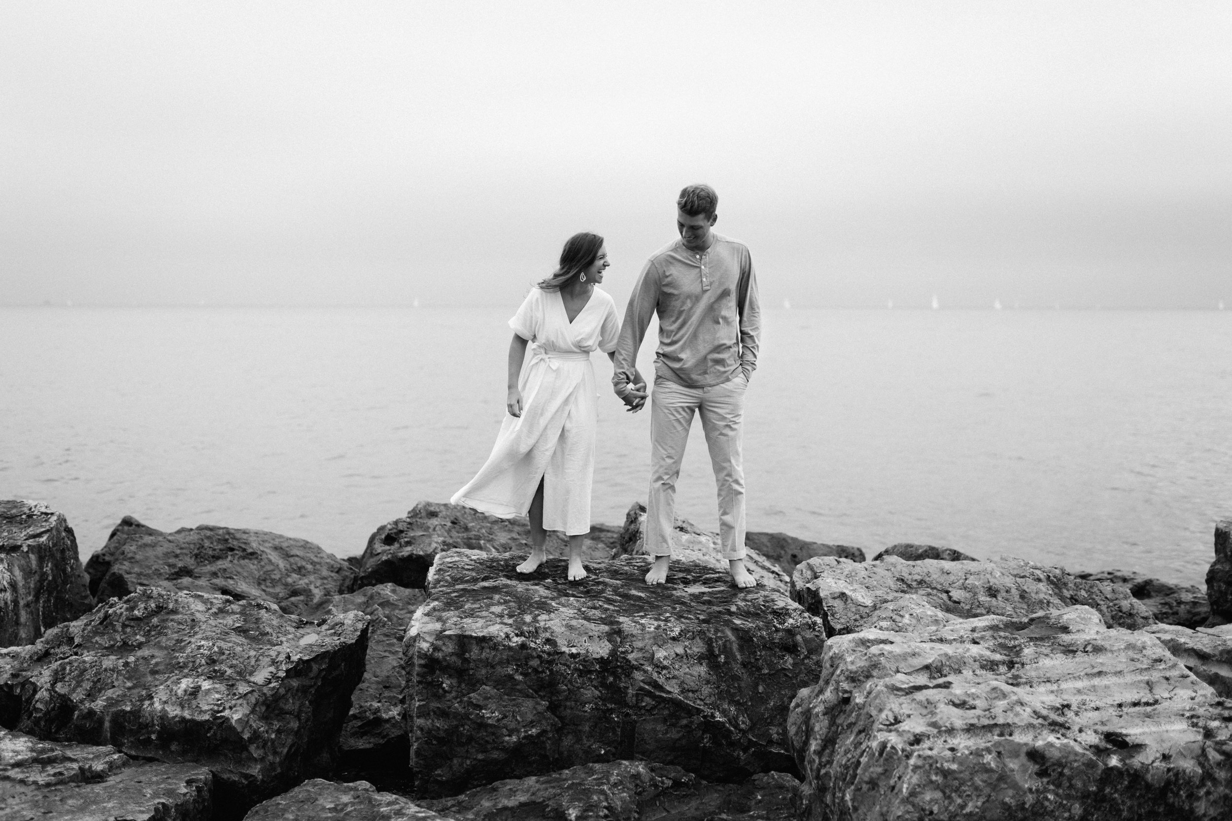 Taryn-Zak-Lake-Michigan-Engagement-24