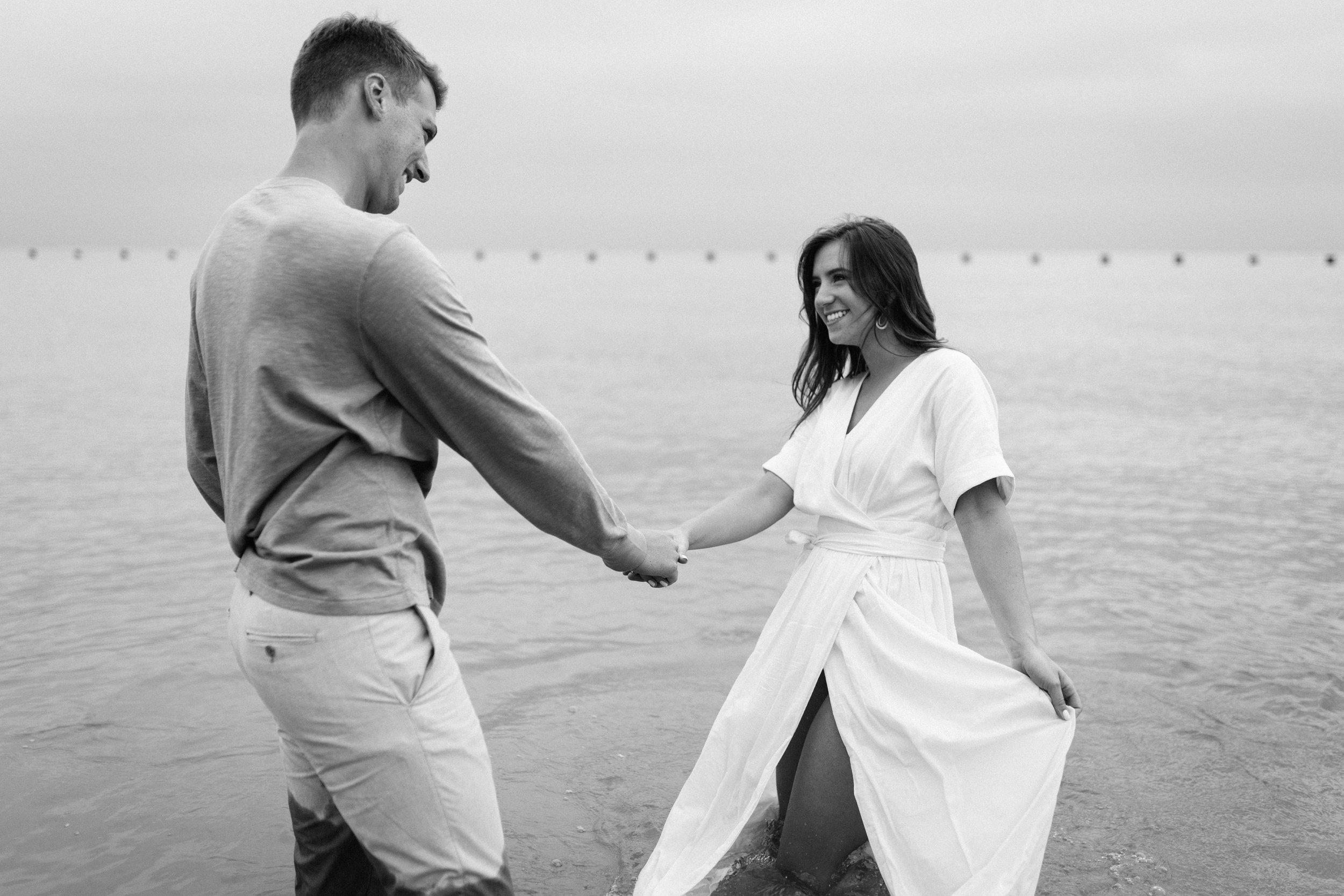 Taryn-Zak-Lake-Michigan-Engagement-38