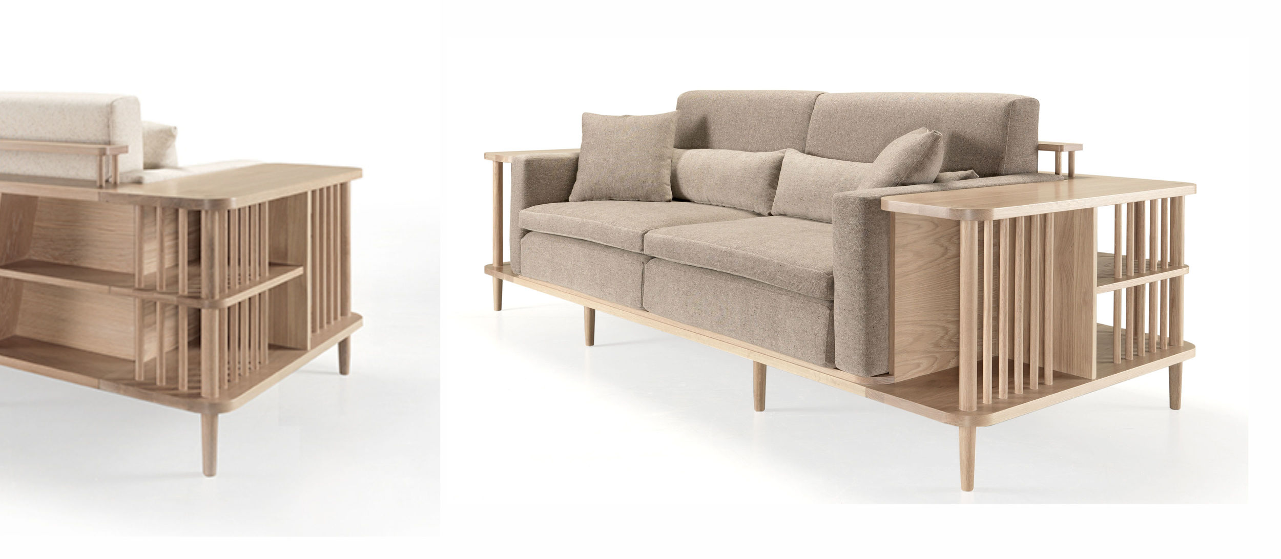THE IMPRESSIVE   SCAFFOLD   WILL BE ON DISPLAY AND SHOWING THAT IT C AN BE MORE THAN A SIMPLE SEATING SPACE . SURPRISE YOURSELF WITH THIS  MULTFUNCTIONAL PIECE AND WITH THE  QUALITY OF OUR WOODWORKING .   READ MORE .