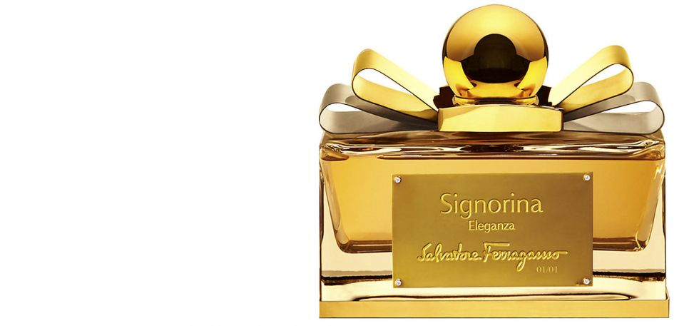 6. Signorina Eleganza Eau de Parfum 1000ml - Unique Edition by Salvatore Ferragamo
