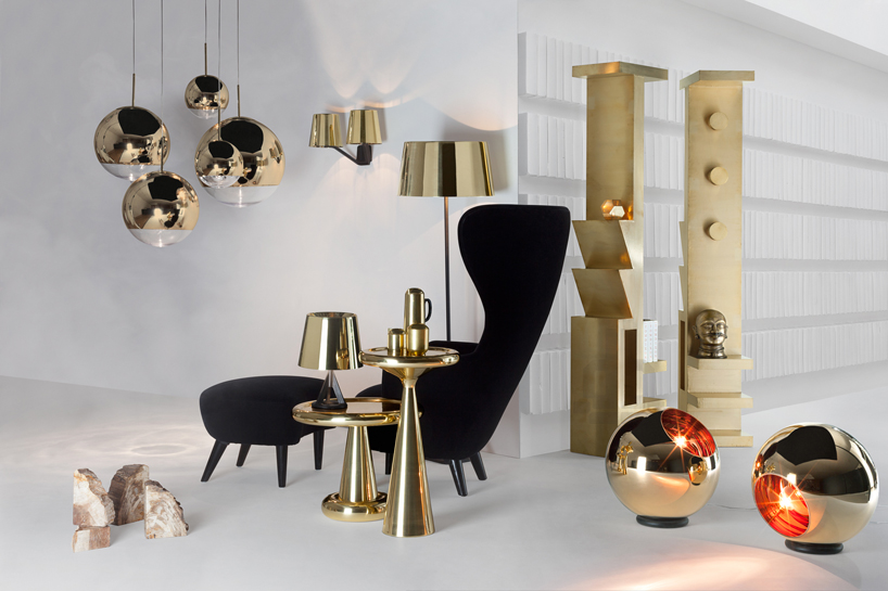 TOM DIXON  established in 2002, has the mission to revive the British furniture industry, producing extraordinary objects for everyday use.