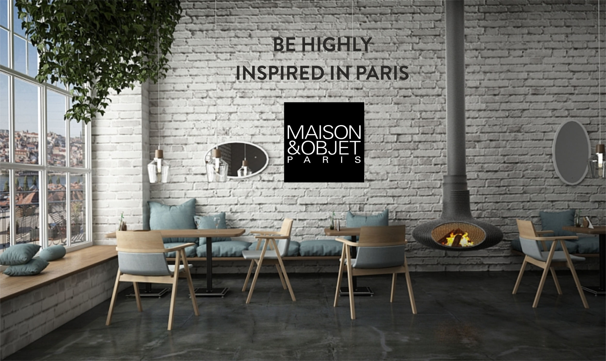 We are getting closer to first event of the year -  Maison & Objet Paris 2016  and as always  WEWOOD  has prepared an unique presentation with some exciting news.  From  22 to 26 of January  we'll be at  HALL 7 - NOW! DESIGN À VIVRE , as the last time, and we have fresh news to show you!  In the last few months we've worked hard in some new products and we couldn't be more excited to introduce it to you. Alongside the new products, also on display will be our most iconic pieces such as:  SCAFFOLD ,  METIS ,  X2  and  MISTER .
