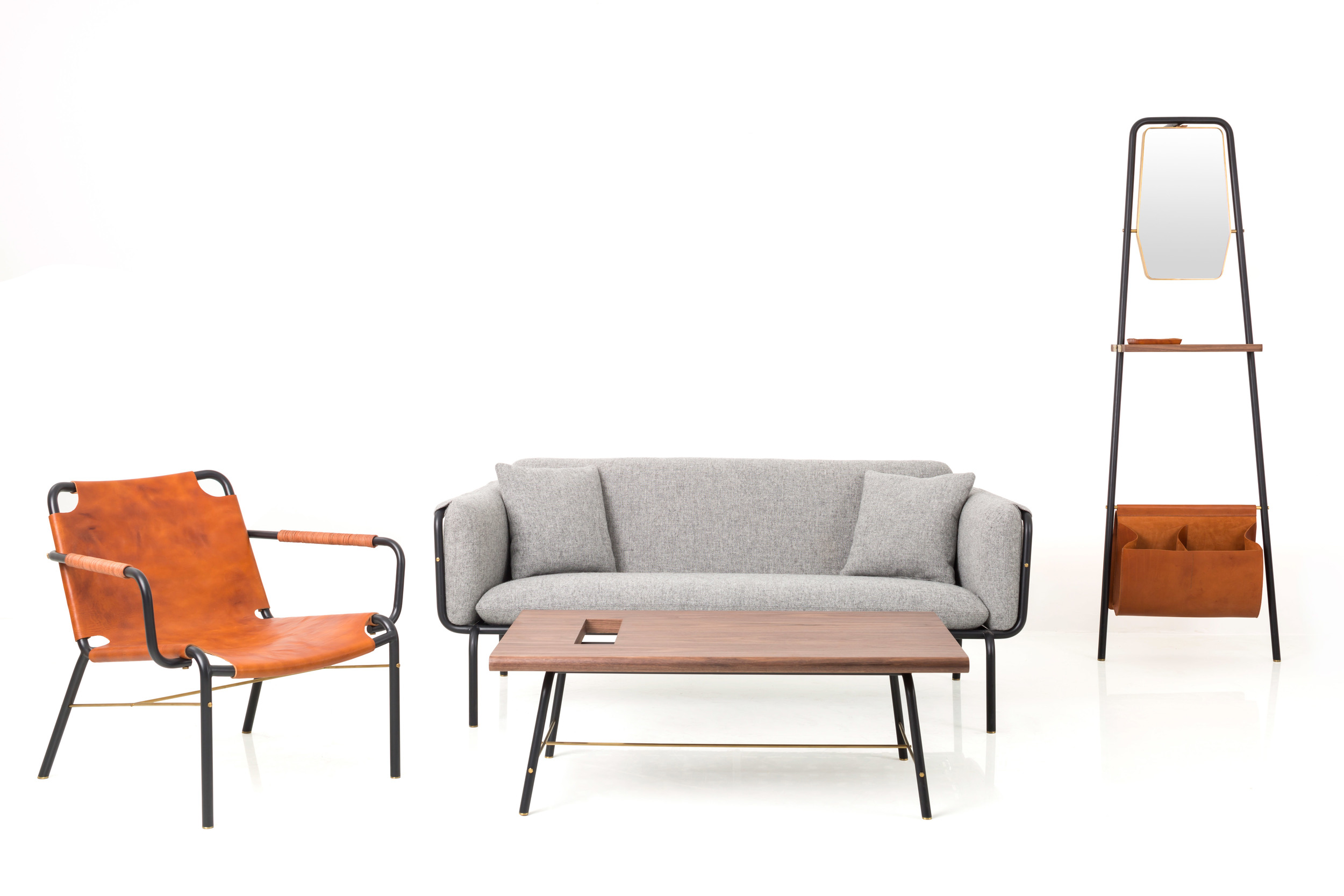 Valet Collection  by David Rockwell for  STELLAR WORKS