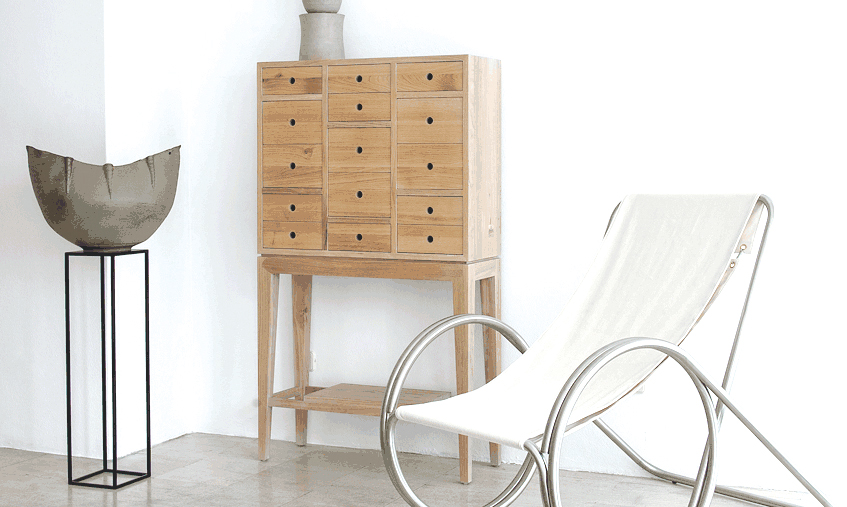 CONTADOR chest of drawers  from  WEWOOD