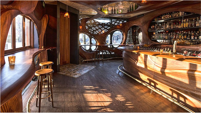 Bar Raval in Toronto