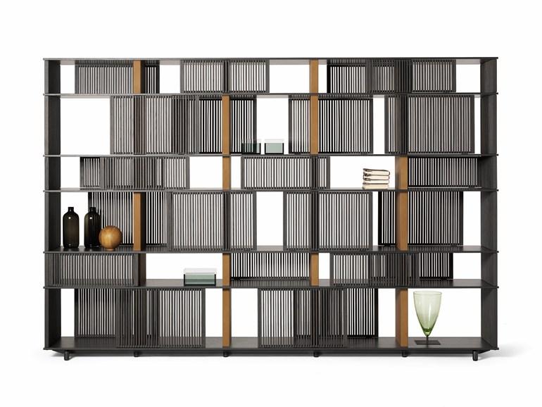 Lloyde bookcase  from  Poltrona Frau