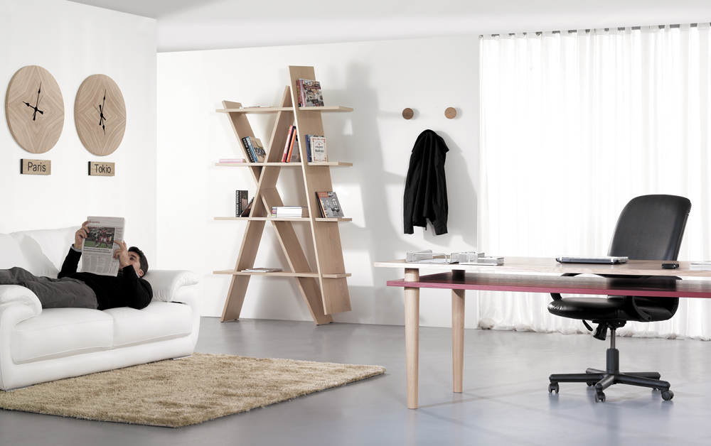 XI bookshelf  from  WEWOOD