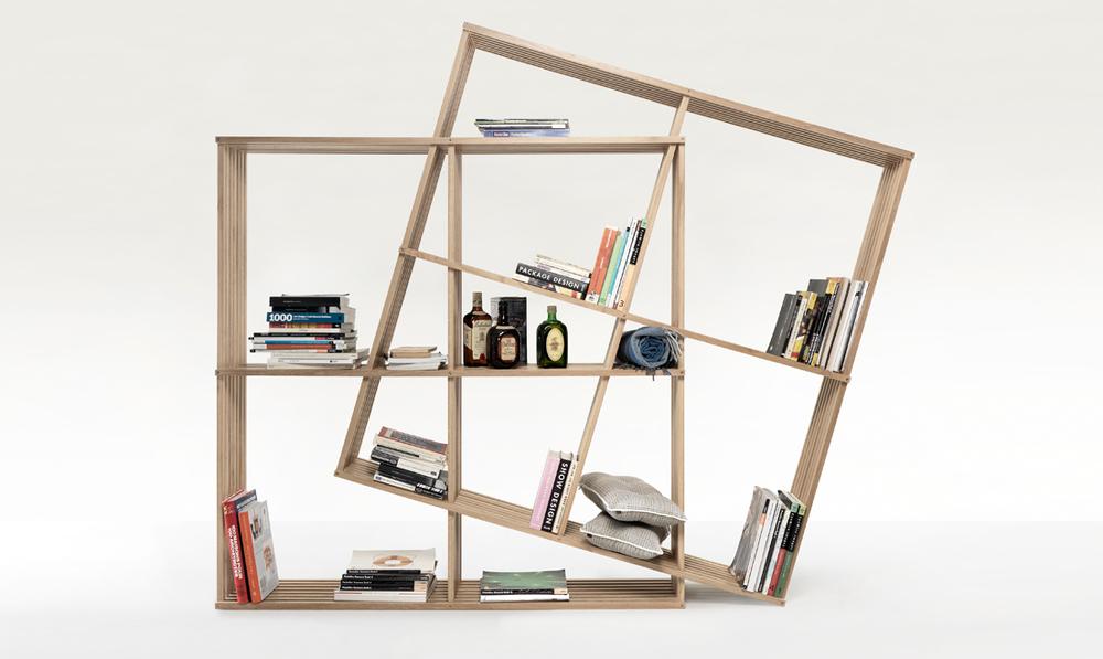 X2 bookshelf  from  WEWOOD