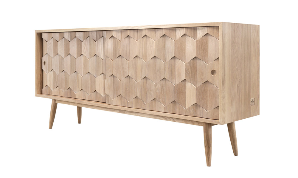 Choose a sideboard that is able to make your living room a unique and unforgettable space.