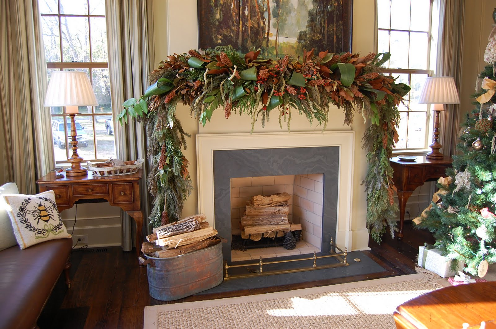 charming-design-mantel-christmas-decor-christmas-fireplace-garland-on-decor-with-mantel-christmas-decorations.jpg