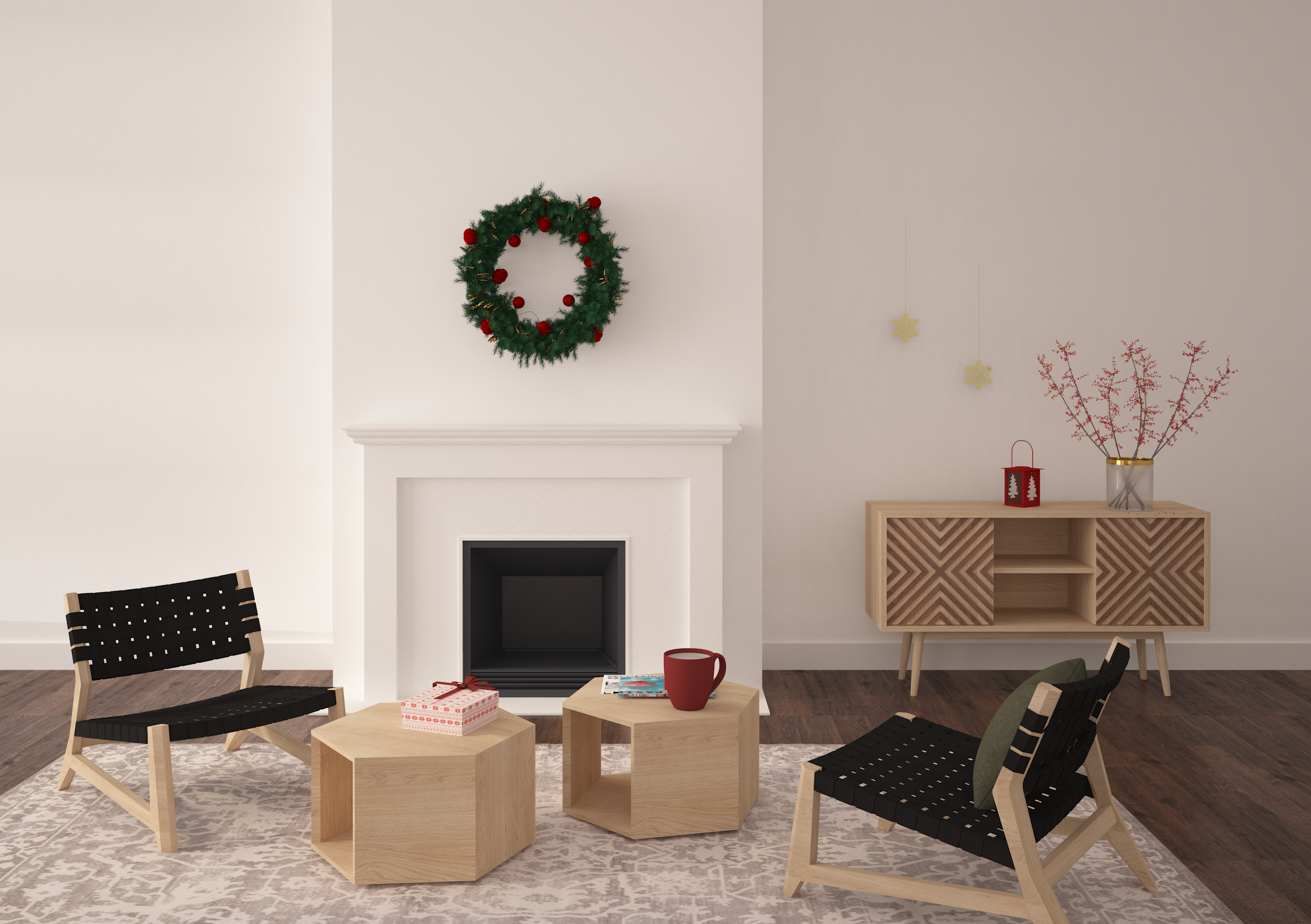 Get ready for your holiday dinner parties and good times with friends and family. Wow your guests with a stylish new living room and make sure you always offer them a comfy and cozy seat.  Here at WEWOOD, the perfect pieces are right at your fingertips and ready to ship, check below our exclusive selection of design furniture that you can order today and have it at your home before Christmas celebrations.