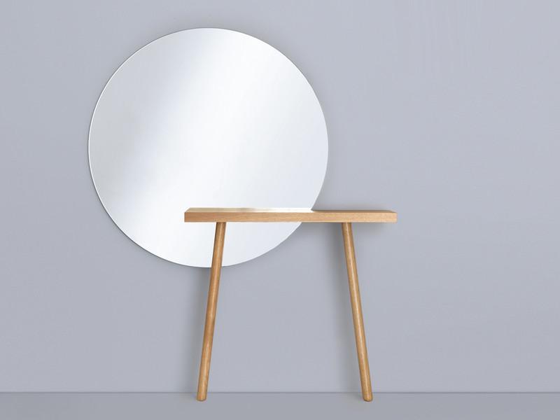 CARLA mirror  from ZEITRAUM