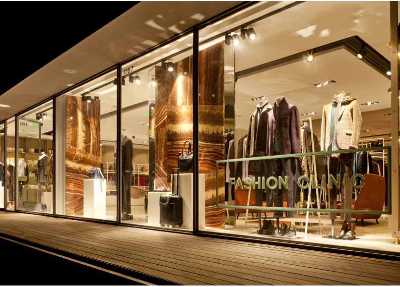 FASHION CLINIC  - LISBON  Fashion Clinic has two stores in Lisbon and two in Porto, there you'll find both menswear and womenswear from some of the world's most luxurious and fashionable brands.