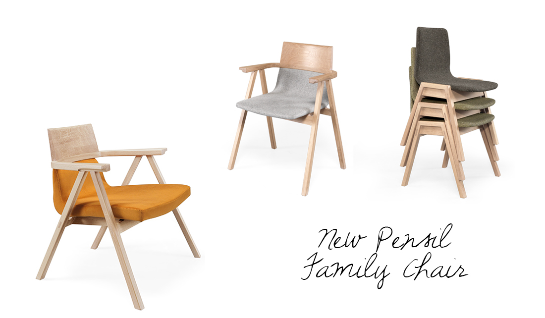 Pensil Chair Family
