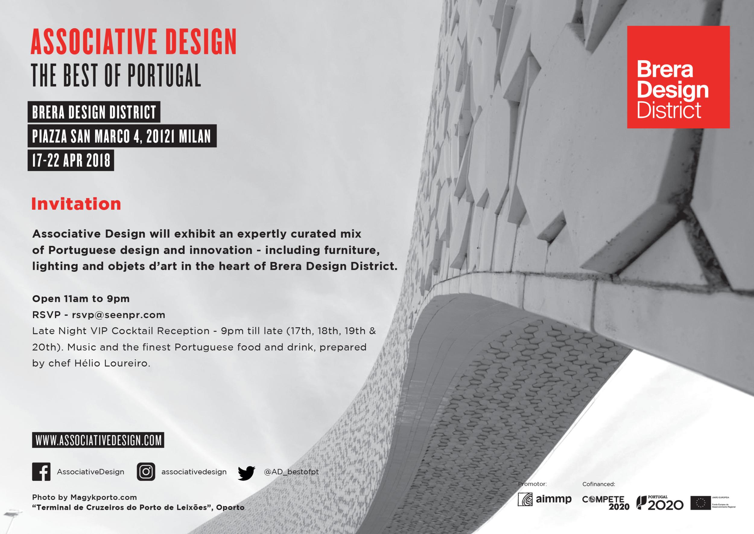 Associative Design Invitation
