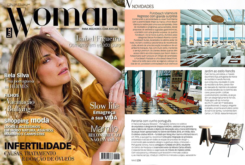 Lux Woman May 2018