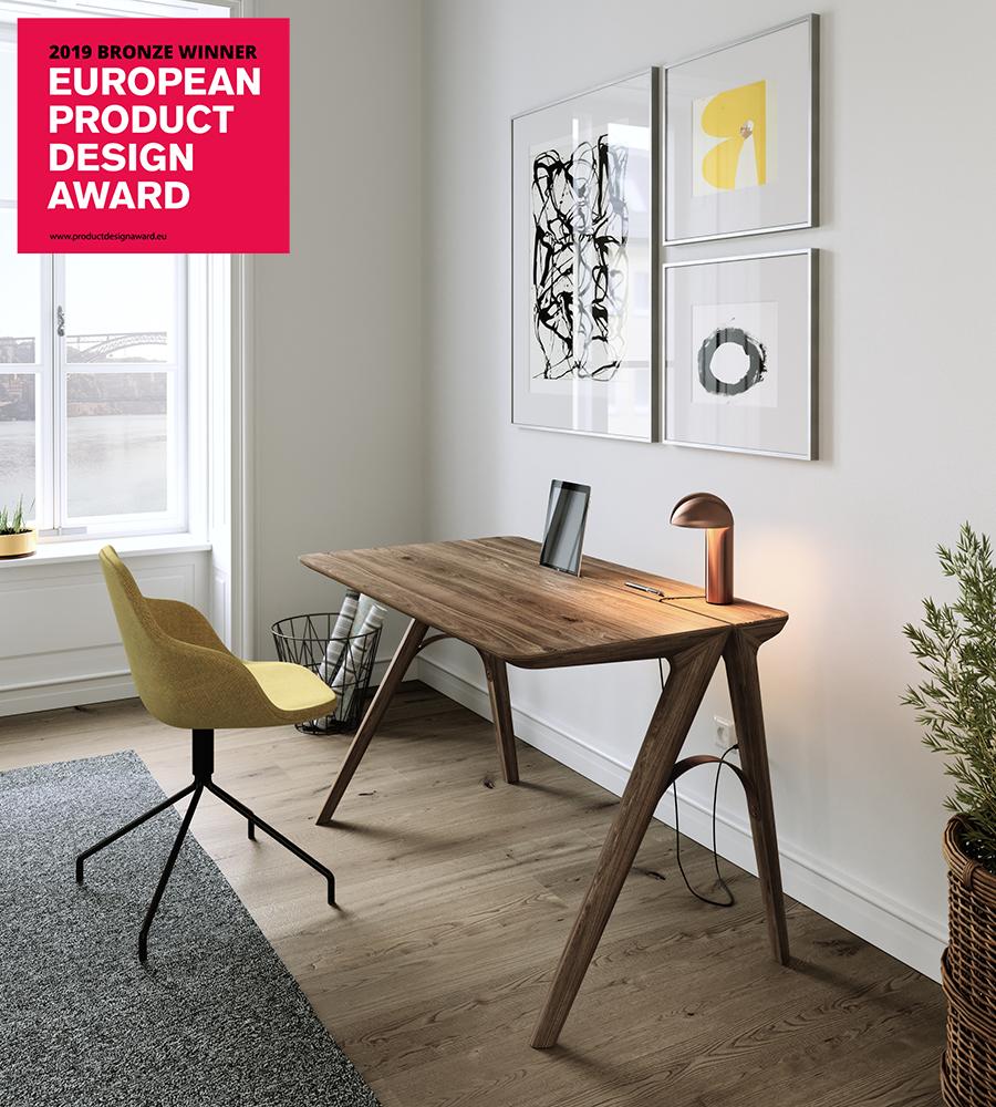 Bridge Desk European Product Design Award