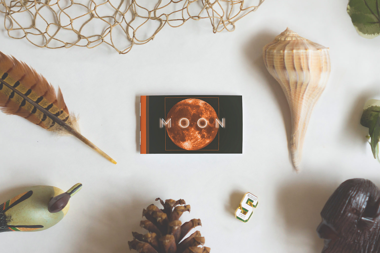 Moon Zine Cover