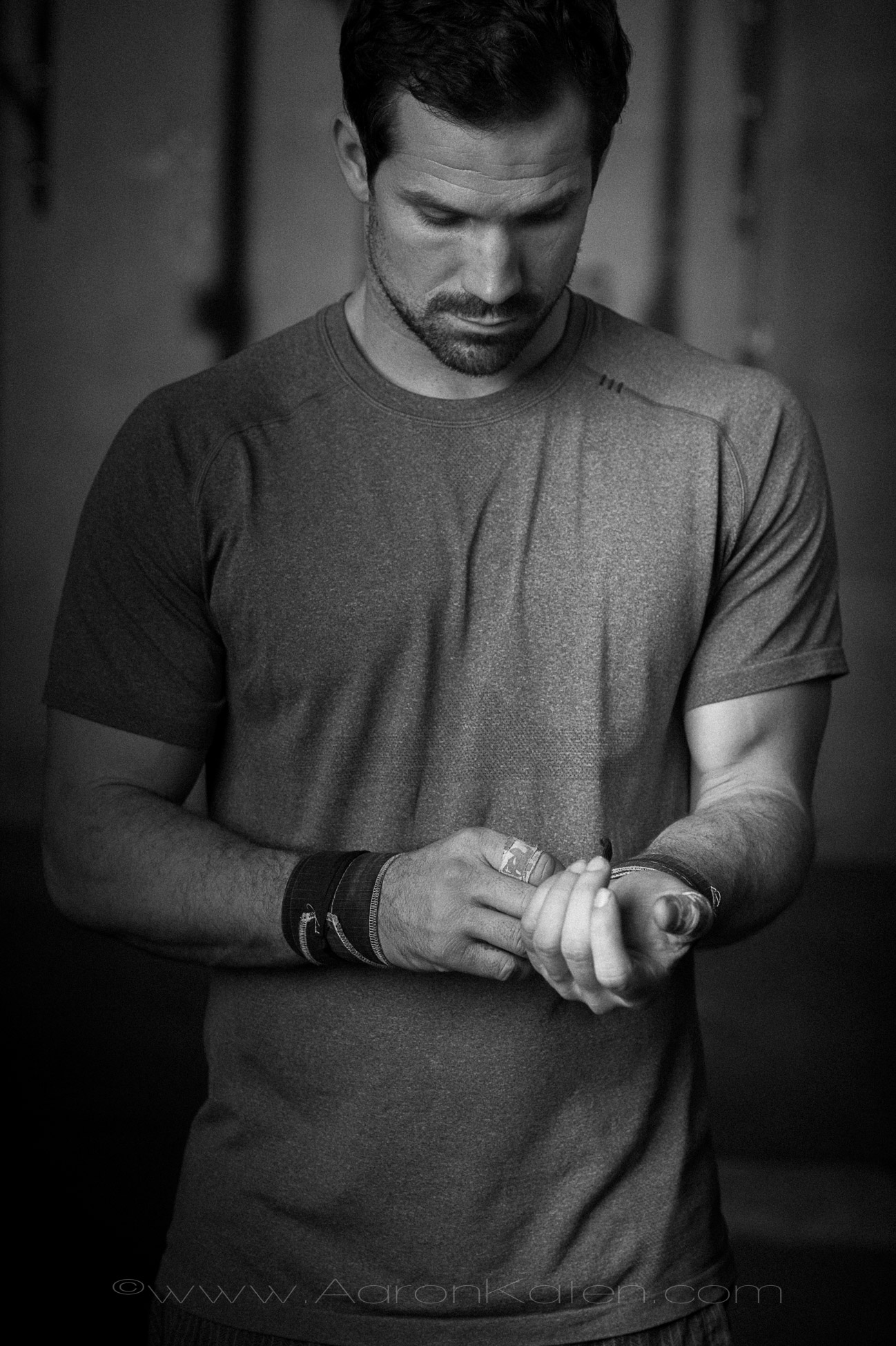 Wrist wraps are an essential accessory to all CrossFit Athletes