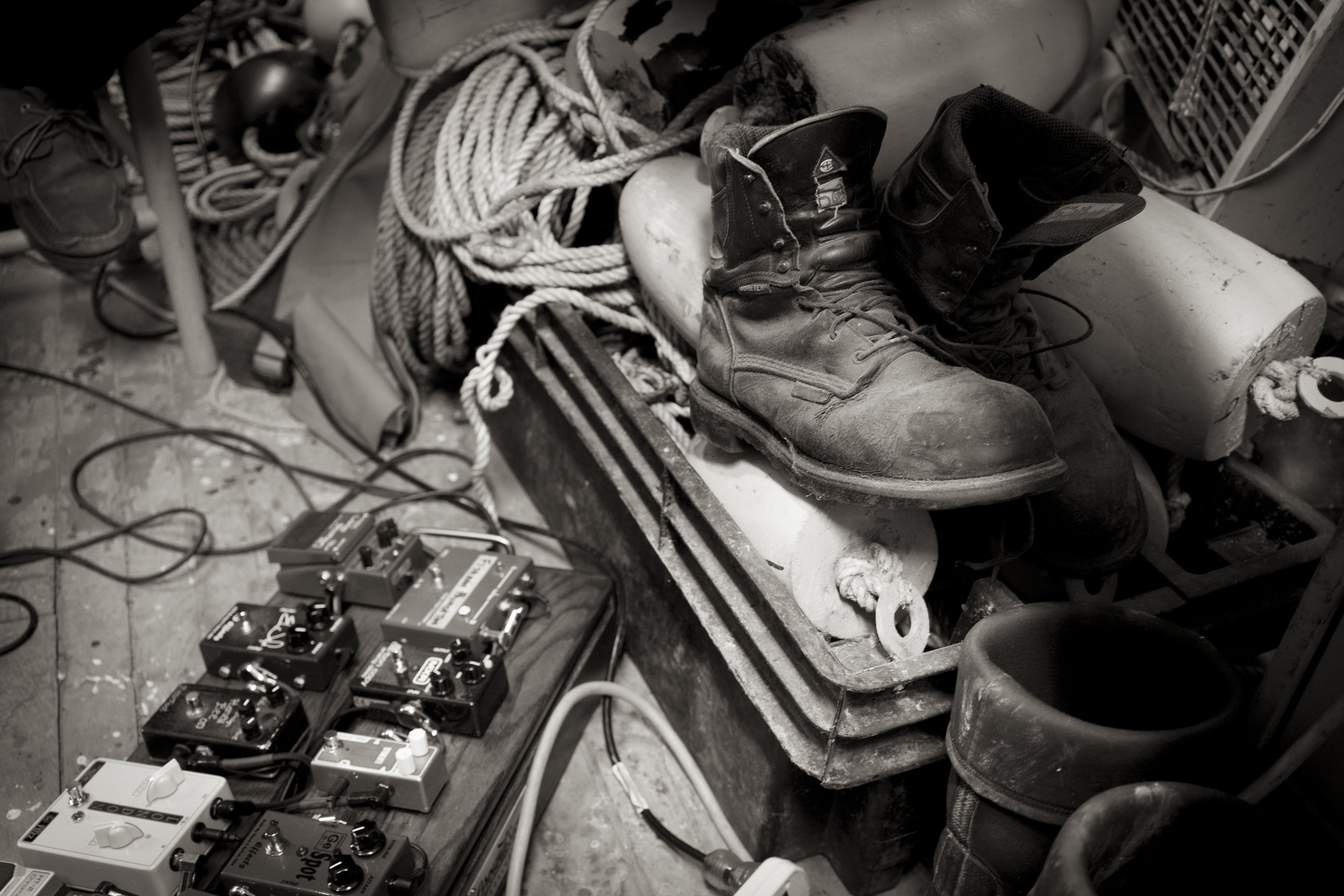 Boots and Amps