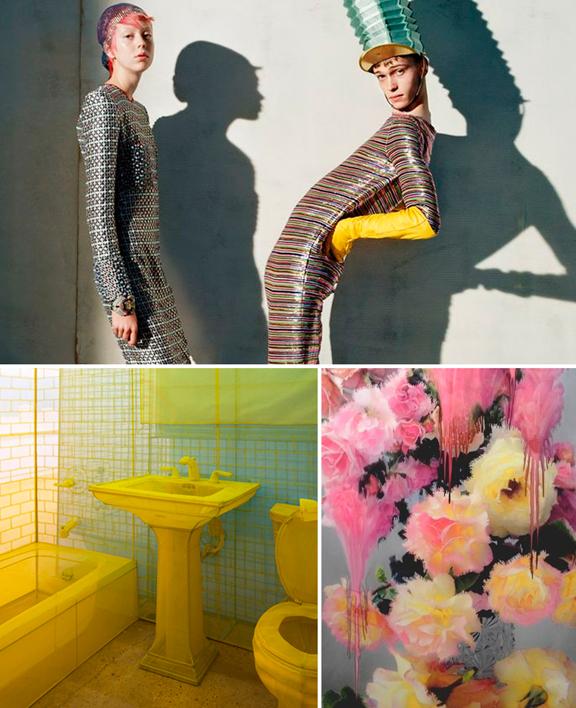 Image: Trend Atelier - SS16 trend, subverted classics