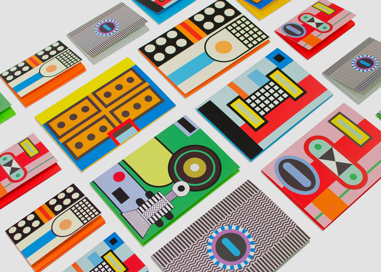 Fantastic notebook covers, in partnership with Rubberband.