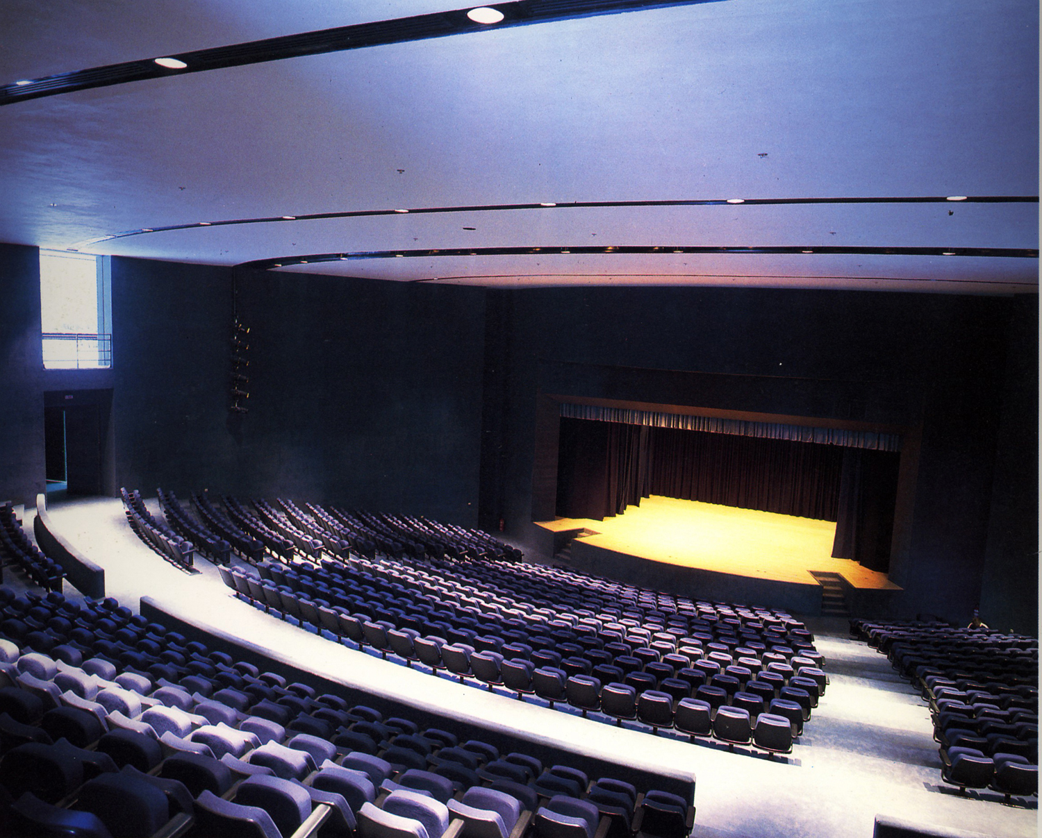 Athens College Theater