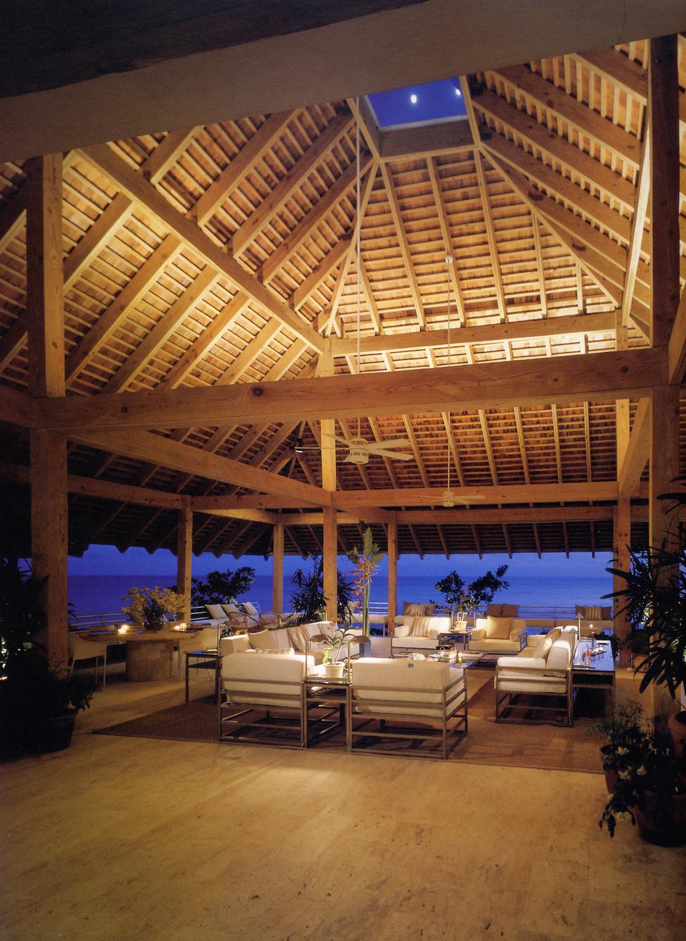 JA furniture outdoor furniture in the the Dominican Republic.
