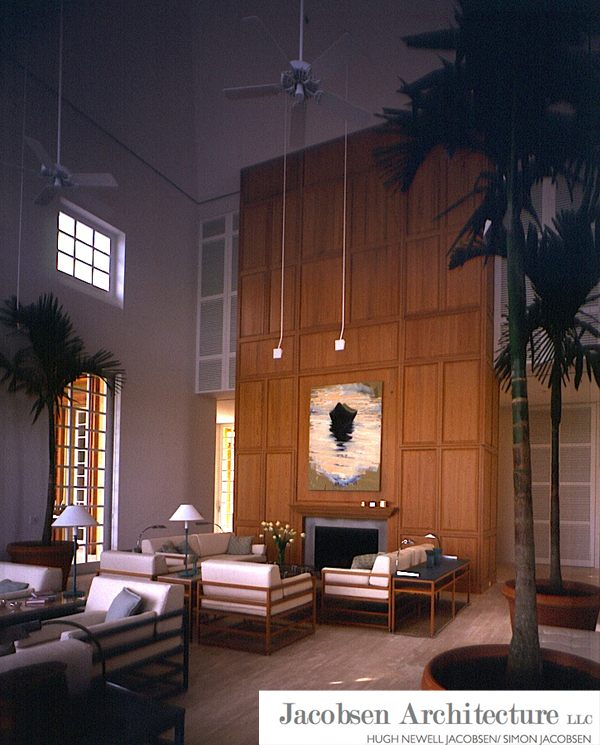 """Deadhead"" Cypress wood paneling in Florida."