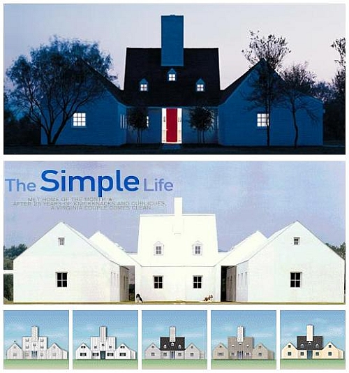 The 1998 Life Magazine Dream House Jacobsen Architecture Llc