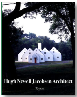 Book cover - This was also the cover of Hugh Jacobsen's last book.