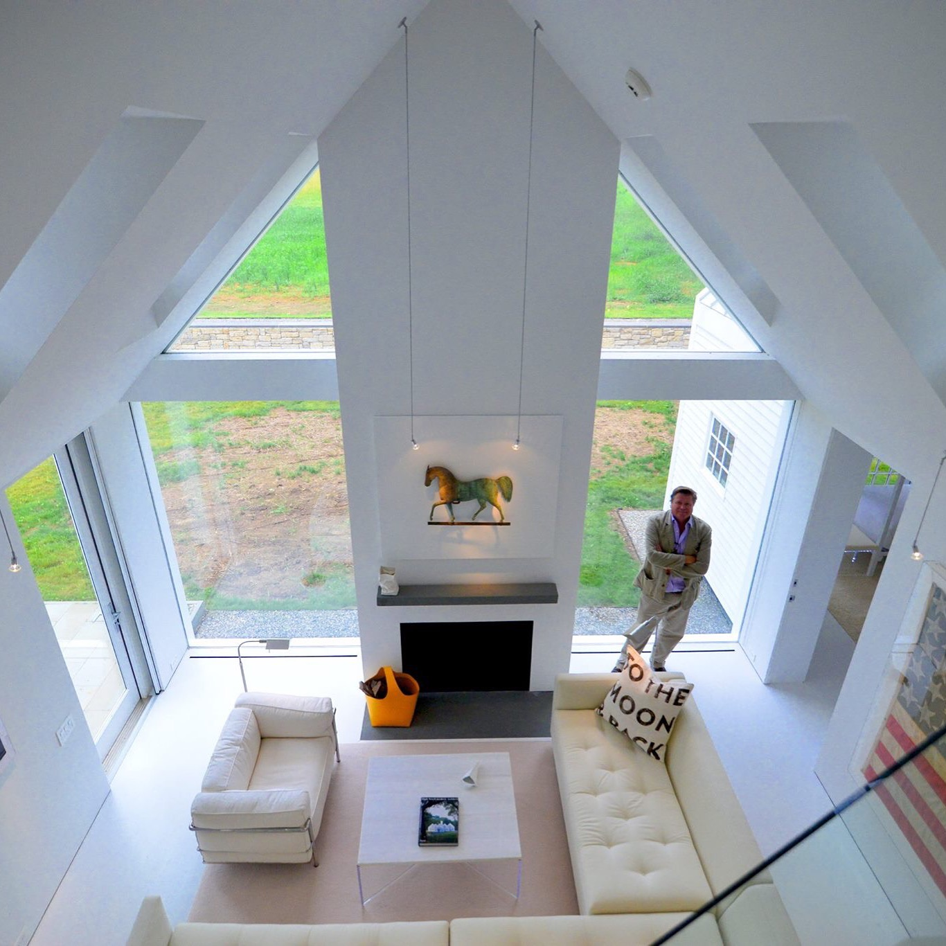 The Wall Street Journal writes about a Simon Jacobsen project in Maine that renovates and encapsulates one of America's oldest houses. -