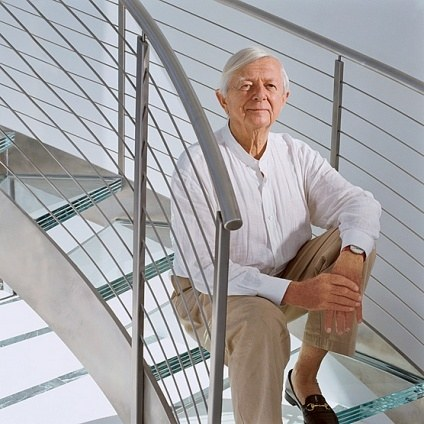 Hugh Newell Jacobsen, FAIA Founding Partner -