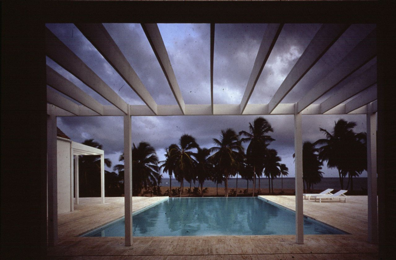 Casa de Compo, Dominican Republic.