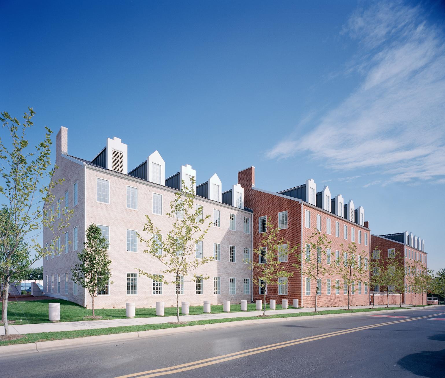 The University of Maryland Alumni Center.