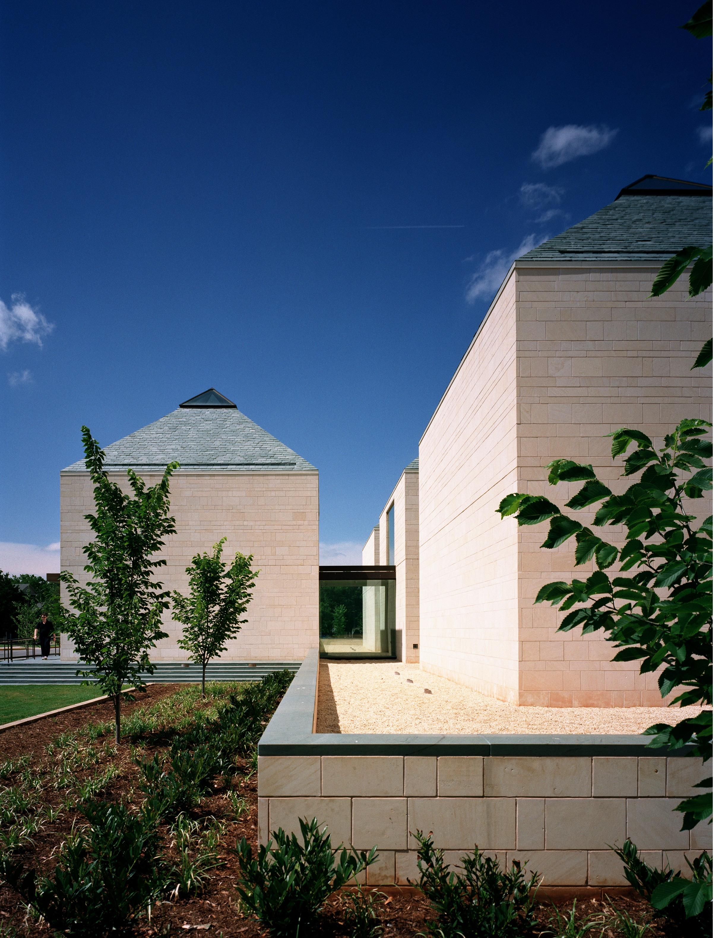 The University of Oklahoma, Fred Jones Art Center.