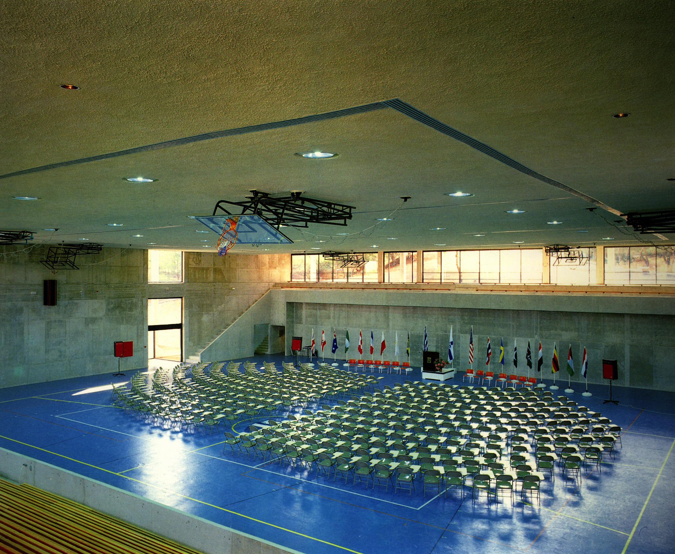 Anatolia College -Athens, Greece.