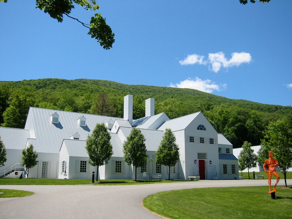 The Southern Vermont Art Center, Manchester, Vermont