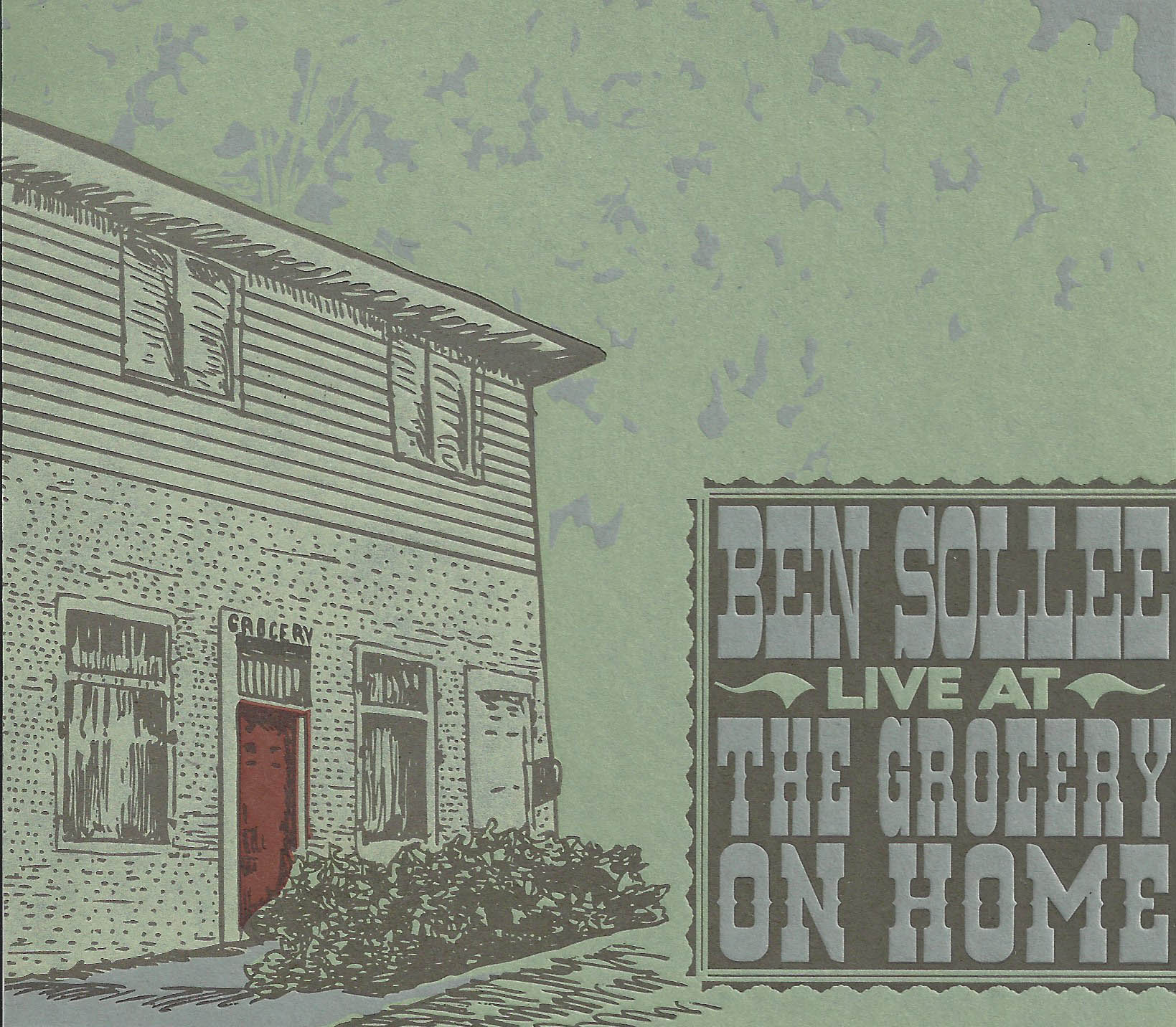 Ben Sollee Live At The Grocery On Home