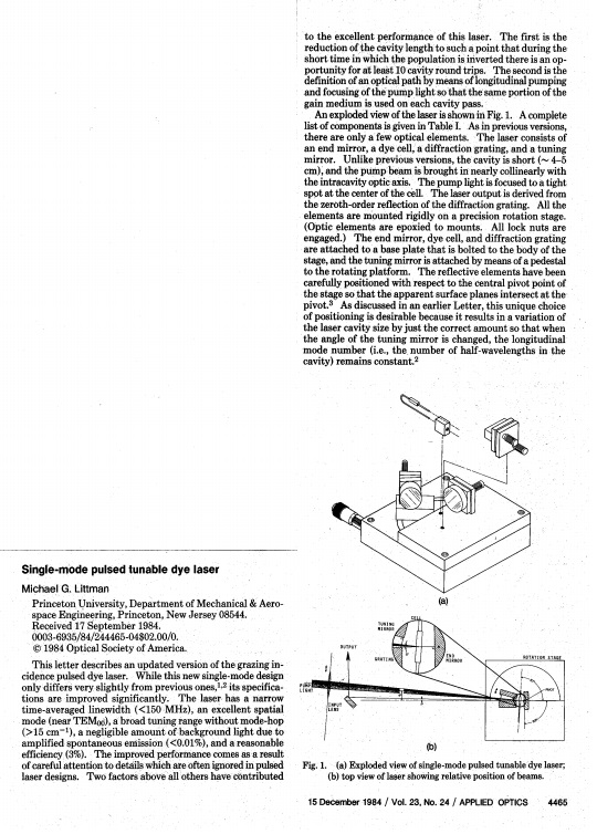 Applied Optics- December 1984