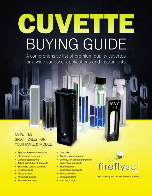 FireflySci's product catalog