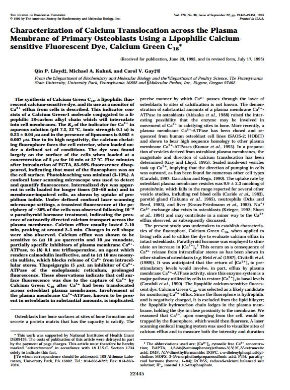 Journal of Biological Chemistry