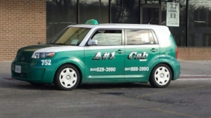 A#1 Cab Scion XB