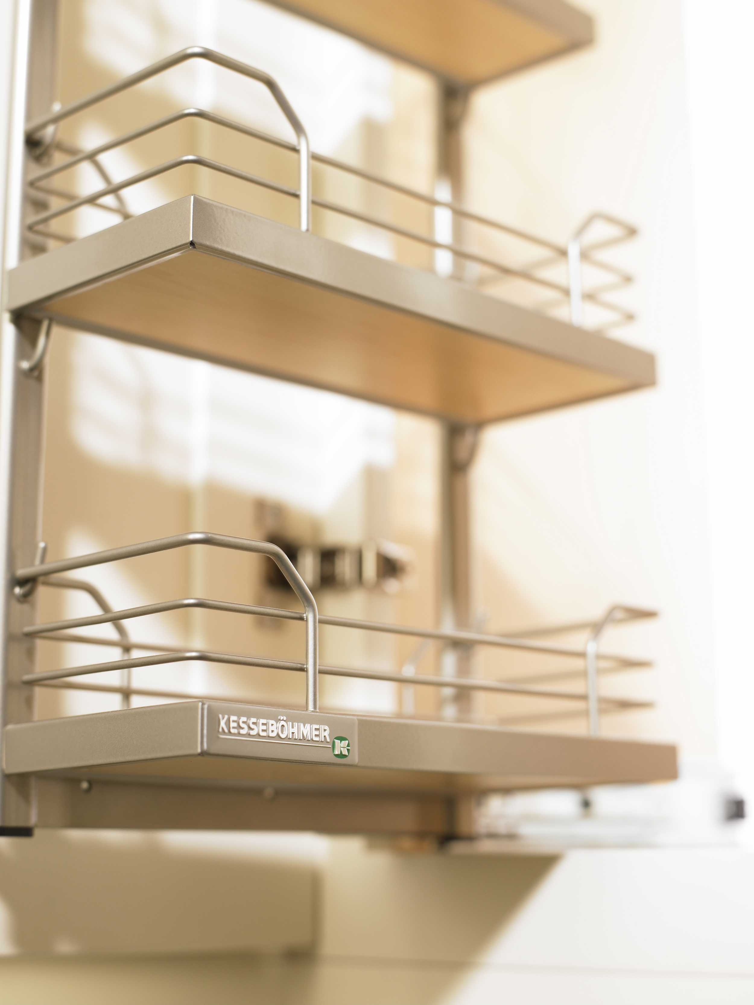 Our pullout spice rack is heavy duty and easy to install. It's non slip shelves will keep all your spices right where you left them. Choose from door mounted or pullout version-either way you'll have better access to what you use most often.
