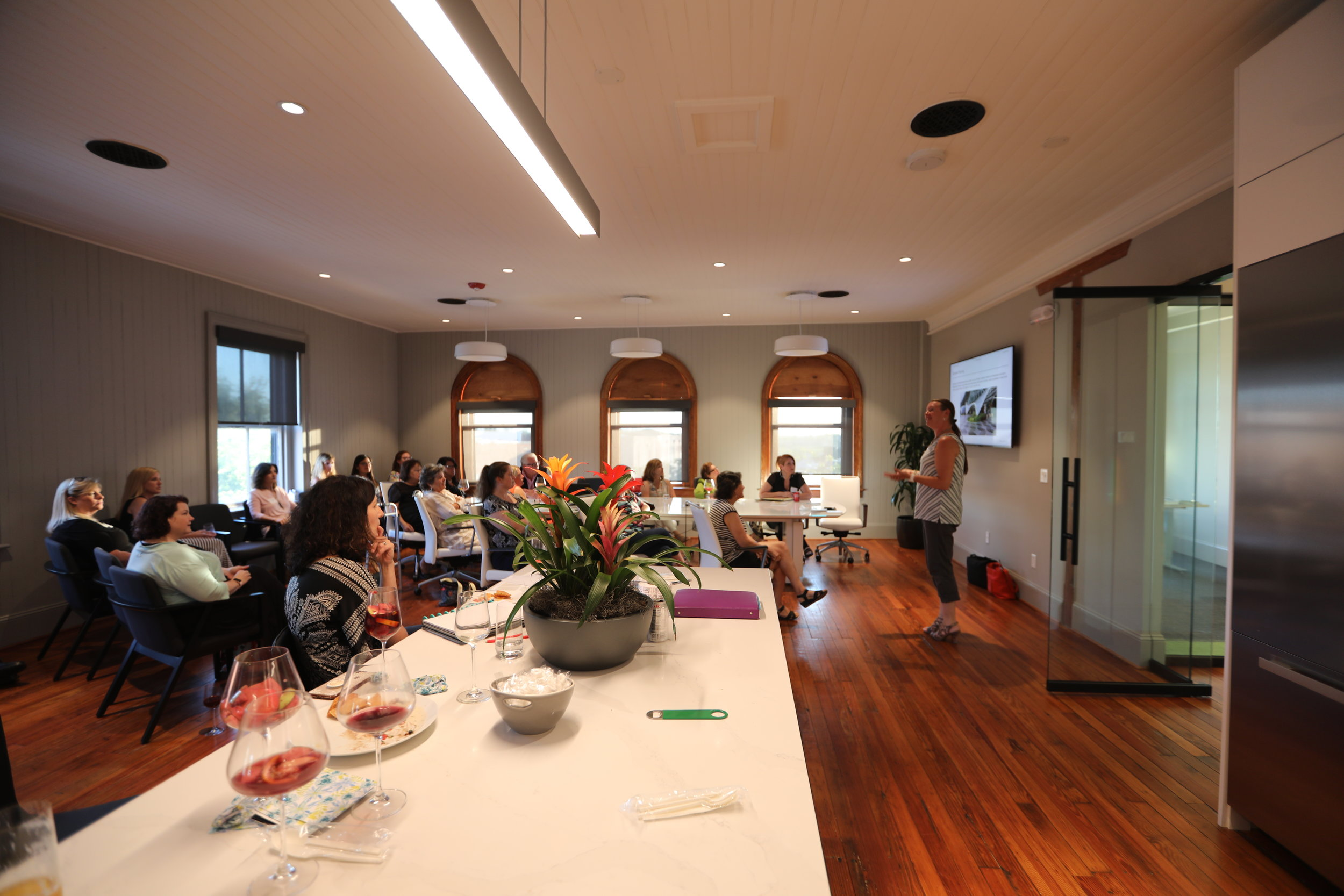 CEUs by the Sea - Kesseböhmer USA hosted the Eastern Carolina's Chapter of the National Kitchen and Bath Association (NKBA) June 21 & 22 for a weekend of enriching continuing eduction hours!